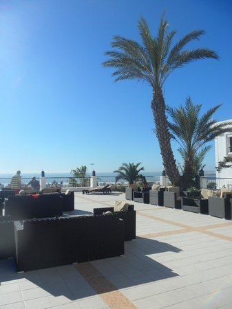 Royal Mirage Agadir Hotel: Sun terrace