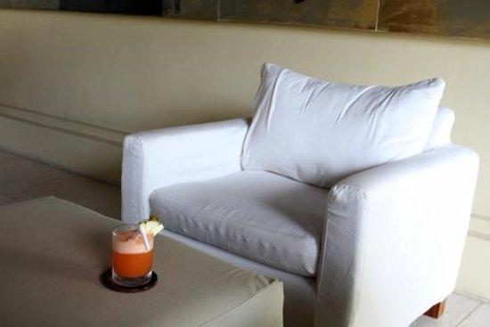 Komaneka at Rasa Sayang: Lobby Welcome Drink