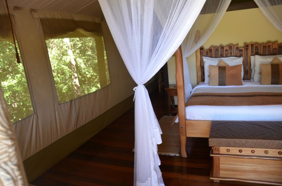 Sarova Mara Game Camp: Club Tent