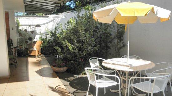 Hotel - Pousada Oasis Park: Jardim