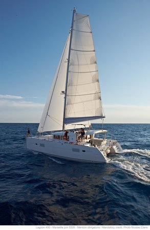 Blue Pacific Yacht Charters: Just sailing