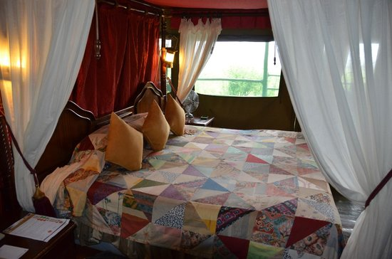 Kirawira Serena Camp : Room