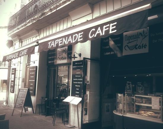 La Cigale : bienvenu au tapenade café