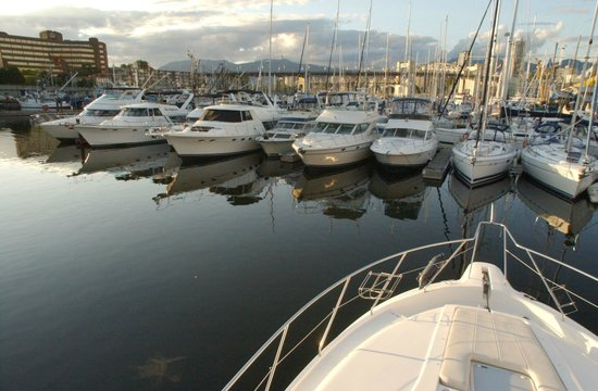 Blue Pacific Yacht Charters: Our docks