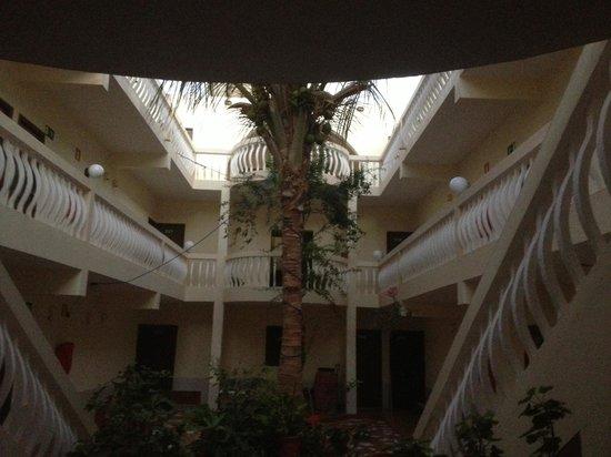 Pousada da Luz: Inside Hotel
