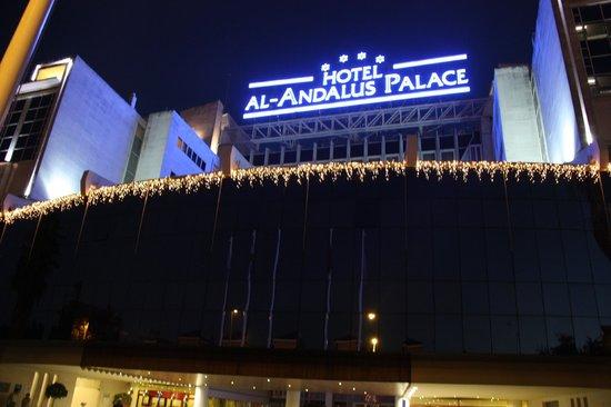 Silken Al-Andalus Palace Hotel: Sevilla