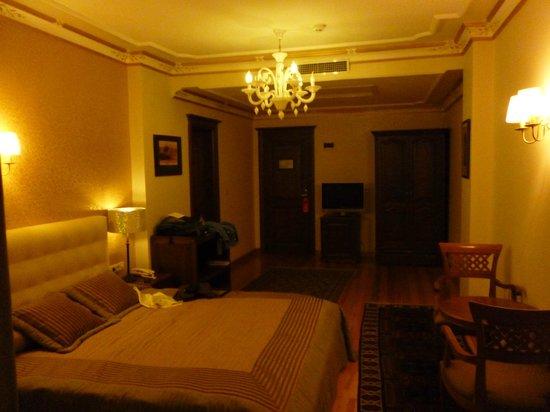 Uyan Hotel: good sized room