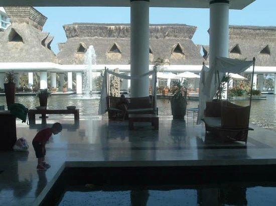 Mayan Palace Acapulco: recepcion