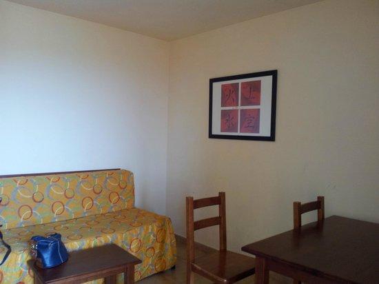 Best Alcazar Hotel: salón