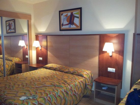 Best Alcazar Hotel: habitación