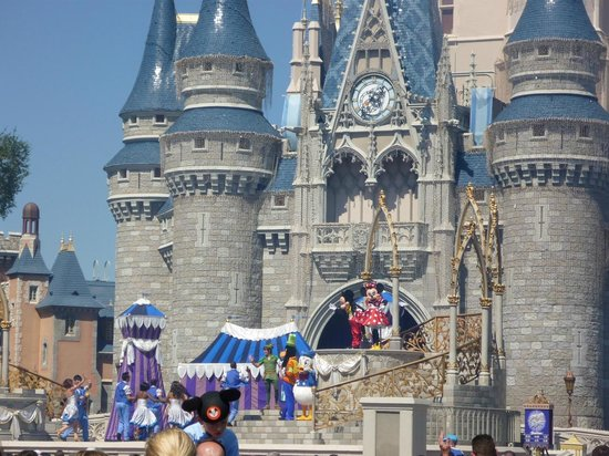 Magic Kingdom : parque