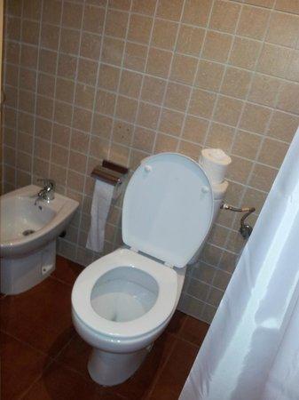 Best Alcazar: baño