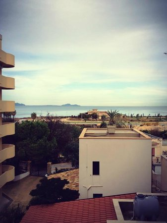 La Salinella : View from the 2nd floor