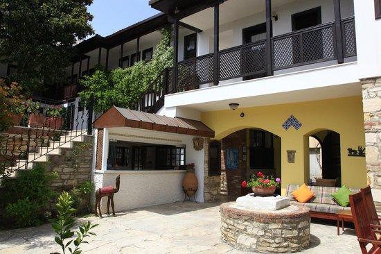 Villa Konak Hotel Kusadasi : Reception