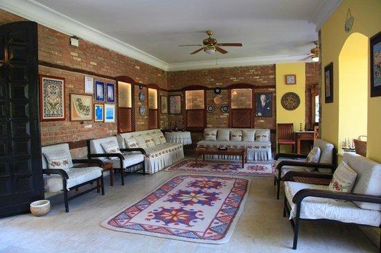 Villa Konak Hotel Kusadasi: Lobby
