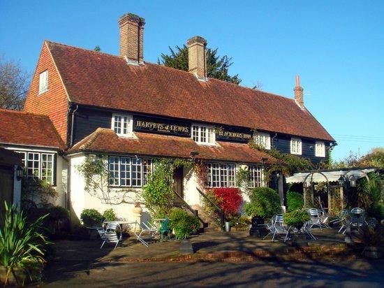 Blackboys Inn, East Sussex in May 2012