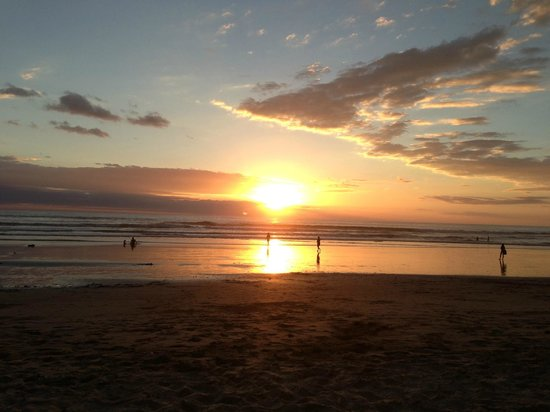 Villas Solar: Sunset at beach 3 minutes away