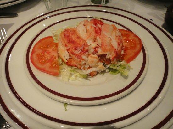 Sotito's Restaurant: centolla mayo