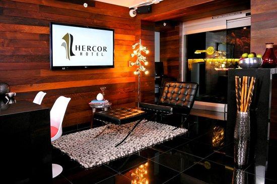 Hercor Hotel - Urban Boutique: Lobby