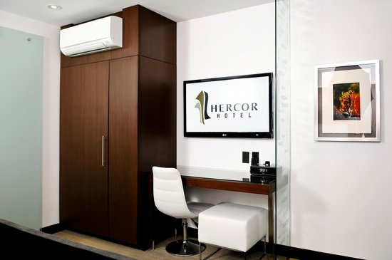 Hercor Hotel - Urban Boutique: Superior Single Bedroom