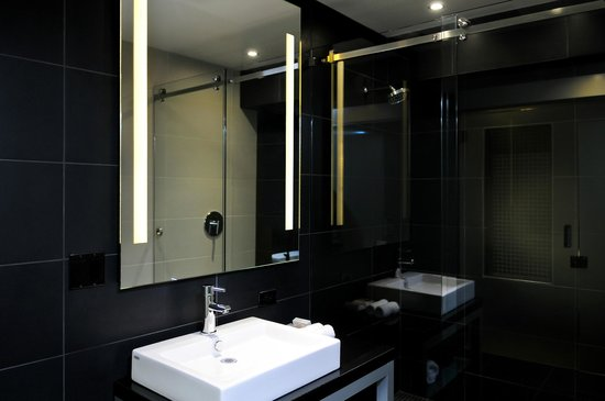 Hercor Hotel - Urban Boutique : Bathroom