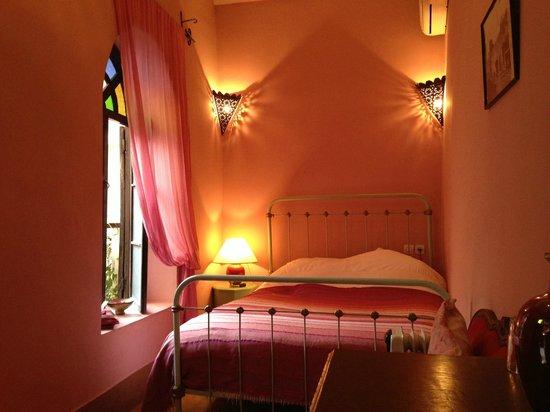 Riad Merstane : Rose Room