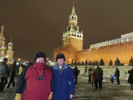 Express to Russia Moscow City Excursions