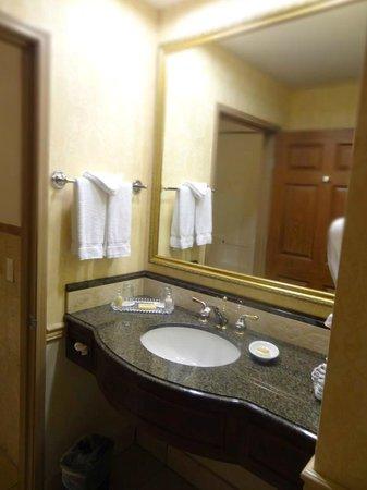 Ayres Hotel Anaheim: Sink