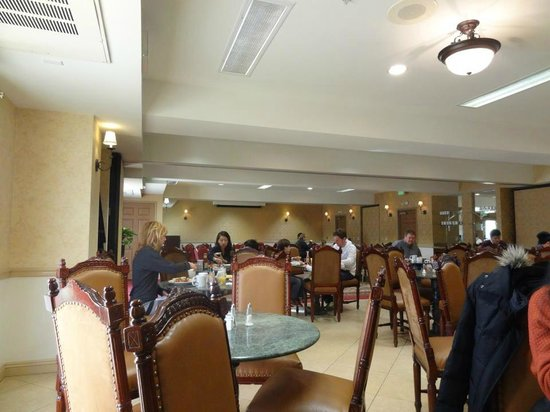 Ayres Hotel Anaheim: Dinning Area (Complementary Buffet Breakfast)