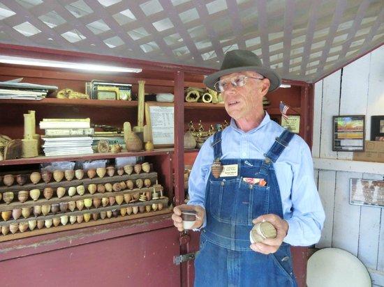 Ozark Folk Center State Park: the top maker