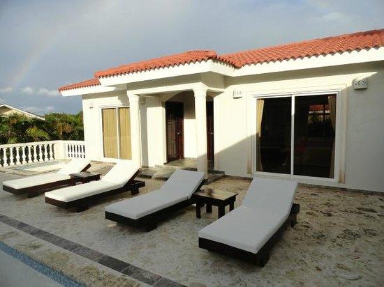 Residencial Casa Linda: Area de Piscina