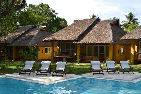 La Natura Resort: vista dei bungalow