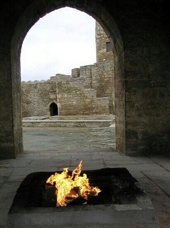 Ateshgah - Fire Temple