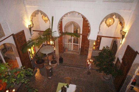 Riad Dar Mayssane : La nuit est tombée sur Dar Maysanne