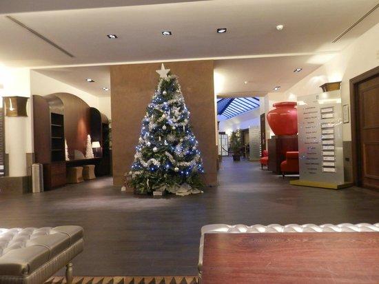 Marivaux Hotel: ZONA DE RECEPCION