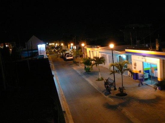 El Foco:                                     The view