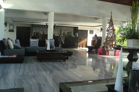 The Camakila Legian Bali: Lovely lobby