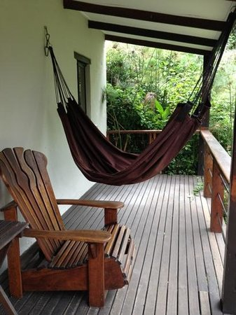Hog Hollow Country Lodge: relax.....