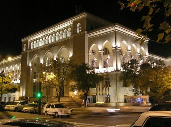 Nizami Museum of Literature: nizami museum
