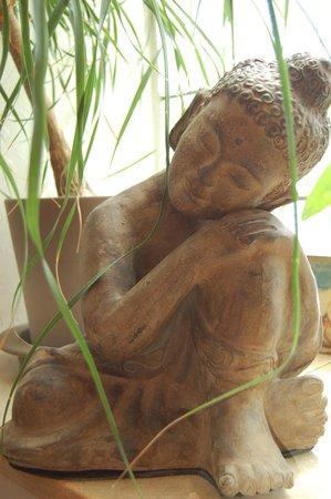 La Villa Chaleemar : Bouddha du repos et de la sérénité