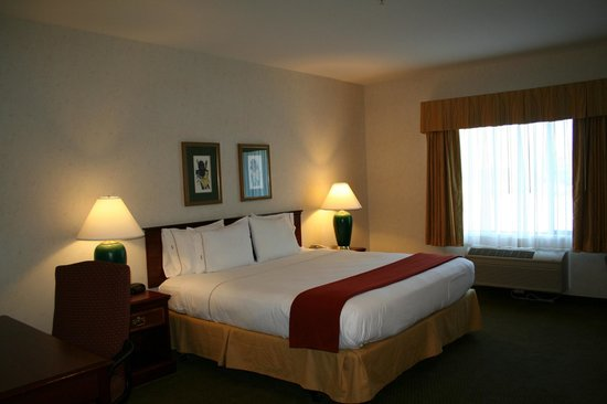 Evergreen Inn and Suites: King Bed