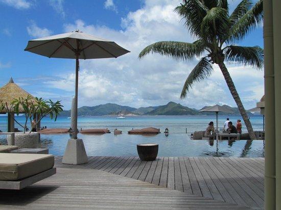 Le Domaine de L'Orangeraie Resort and Spa: la magnifique piscine