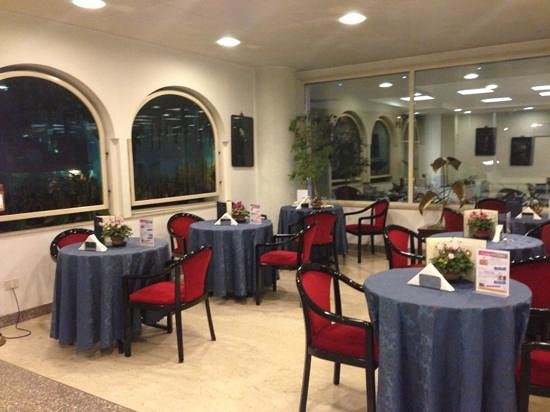 Hotel Pineta Palace: bar