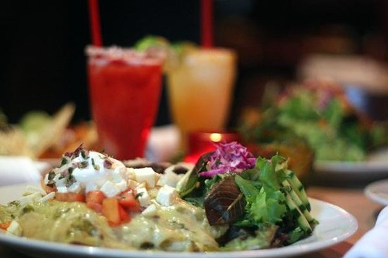 Santa Fe: Our margaritas and enchiladas are just 2 of the reasons people keep coming back for more