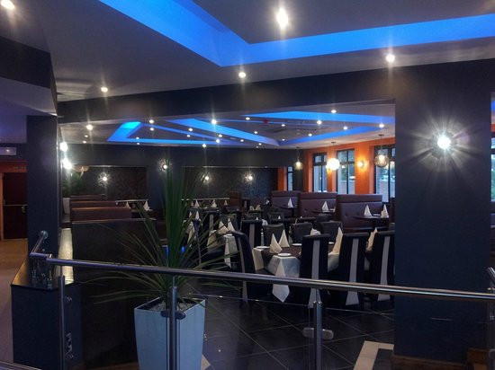 Ashton-under-Lyne, UK: Amaani Restaurant