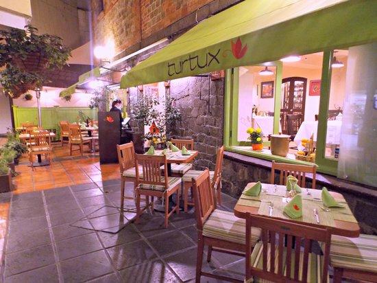 Restaurante Turtux: Entrada Principal