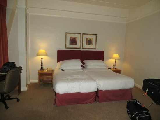 Sheraton Grand London Park Lane: Bedroom
