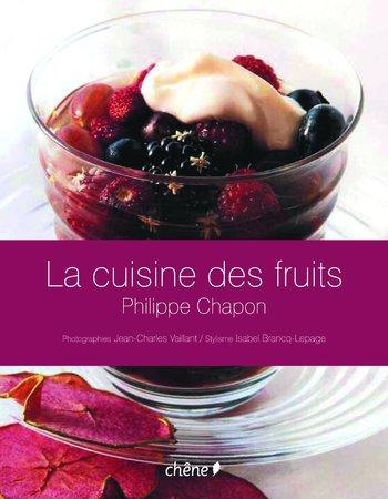 Tamarillos : Ouvrage la cuisine des fruits Philippe Chapon, ed.Chêne