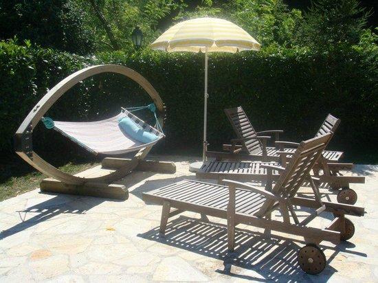 Villaggio Ristoro La Cascata: area relax
