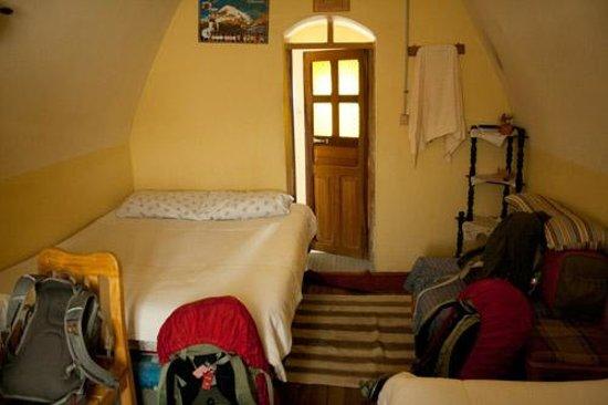 Sajama National Park: Hostal sajama double rooms with private bathroom